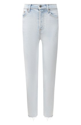 Женские джинсы GRLFRND голубого цвета, арт. GF41689541331 | Фото 1