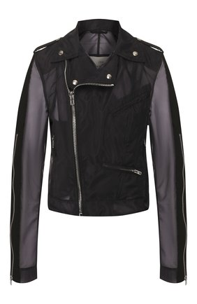 Женская куртка ISABEL BENENATO черного цвета, арт. DW101S20 | Фото 1