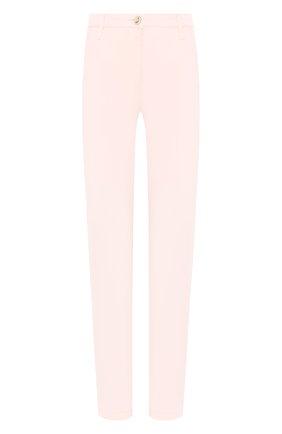 Женские брюки JACOB COHEN розового цвета, арт. MARINA 00964-S/53 | Фото 1