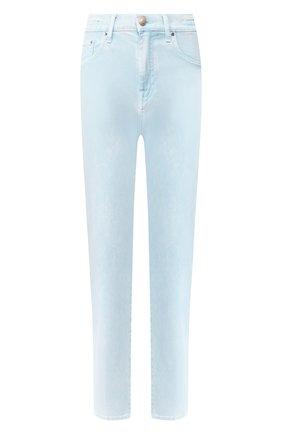 Женские джинсы JACOB COHEN голубого цвета, арт. KIMMY 01908-V/53 | Фото 1