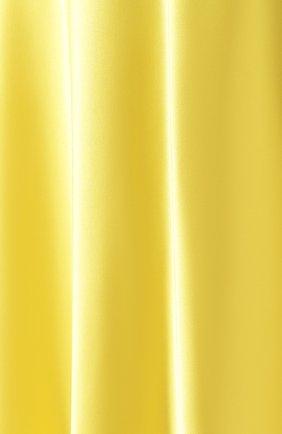 Женская юбка-миди ESCADA желтого цвета, арт. 5032905   Фото 5 (Материал внешний: Синтетический материал; Длина Ж (юбки, платья, шорты): Миди)