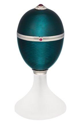 Женского подарочное яйцо MERCURY бесцветного цвета, арт. PL333/SG/02/00/101 | Фото 1 (Ювелирные украшения: Ювелирные украшения-подарки; Материал сплава: Белое золото; Драгоценные камни: Бриллианты)
