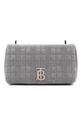 Женская сумка lola BURBERRY серого цвета, арт. 8029312 | Фото 1