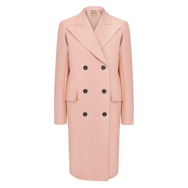Хлопковое пальто N21