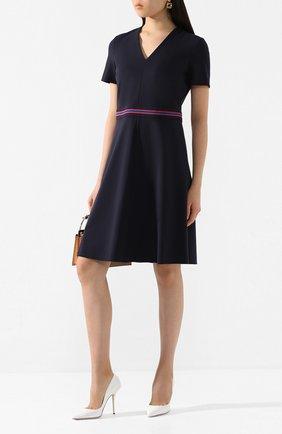Женское платье ESCADA SPORT темно-синего цвета, арт. 5032646   Фото 2