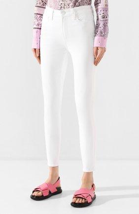 Женские джинсы PAIGE белого цвета, арт. 2824208-4520   Фото 3