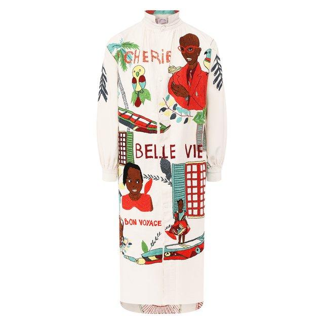 Льняная рубашка Kilometre Paris