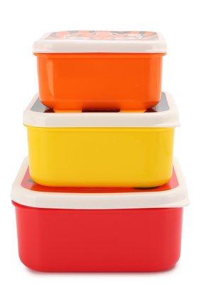 Детского контейнеры для еды TRUNKI разноцветного цвета, арт. 0301-GB01 | Фото 2