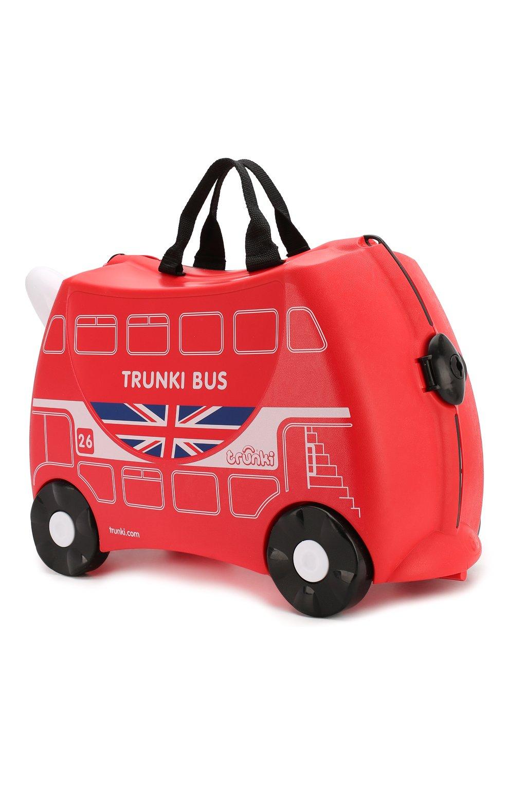 Детский чемодан TRUNKI разноцветного цвета, арт. 0186-GB01-P4   Фото 2
