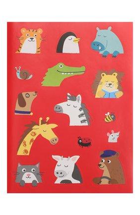 Детский чемодан TRUNKI разноцветного цвета, арт. 0186-GB01-P4   Фото 5