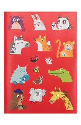 Детский чемодан TRUNKI разноцветного цвета, арт. 0186-GB01-P4   Фото 6