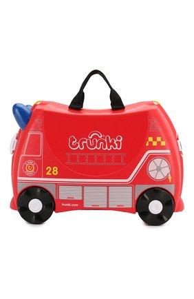 Детский чемодан TRUNKI разноцветного цвета, арт. 0254-GB01 | Фото 1