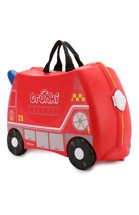 Детский чемодан TRUNKI разноцветного цвета, арт. 0254-GB01 | Фото 2