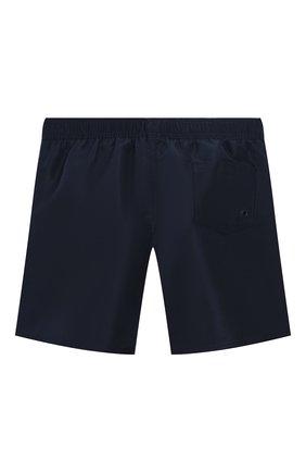 Детские плавки-шорты EA 7 темно-синего цвета, арт. 906005/0P772 | Фото 2