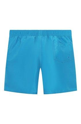 Детские плавки-шорты EA 7 синего цвета, арт. 906005/0P772 | Фото 2