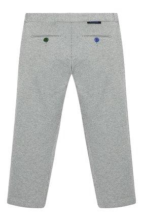 Детские брюки BARONIO KIDS серого цвета, арт. S2093-SN0W | Фото 2