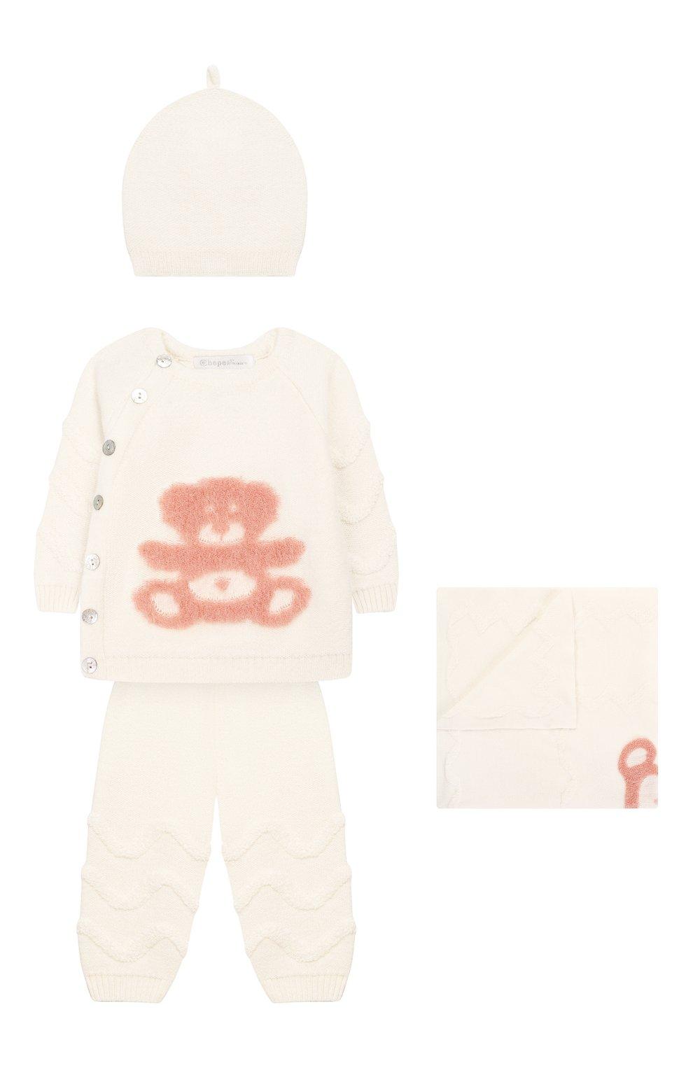 Детского комплект из 4-х предметов CHEPE разноцветного цвета, арт. 371630 | Фото 1