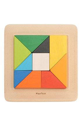 Детского пазл PLAN TOYS разноцветного цвета, арт. 5649 | Фото 1