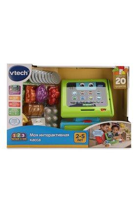 Детского игрушка моя интерактивная касса VTECH разноцветного цвета, арт. 80-81673R | Фото 1