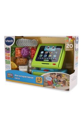 Детского игрушка моя интерактивная касса VTECH разноцветного цвета, арт. 80-81673R | Фото 2