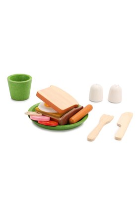 Детского игрушка завтрак PLAN TOYS разноцветного цвета, арт. 3602 | Фото 1