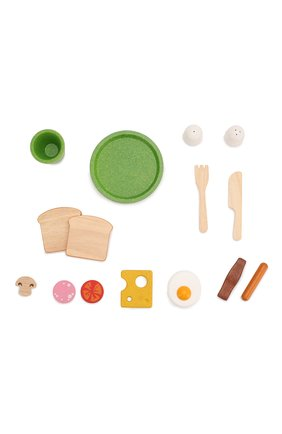 Детского игрушка завтрак PLAN TOYS разноцветного цвета, арт. 3602 | Фото 2