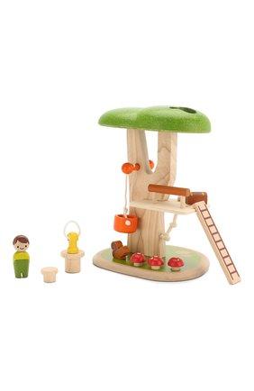 Детского игрушка дом на дереве PLAN TOYS разноцветного цвета, арт. 6626 | Фото 1