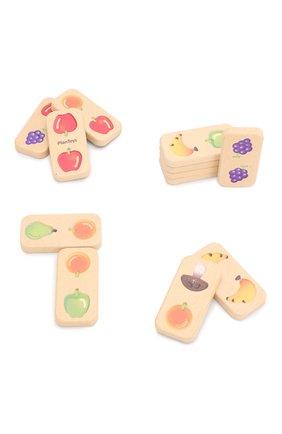 Детского домино PLAN TOYS разноцветного цвета, арт. 5639 | Фото 2