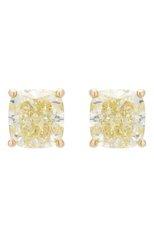 Женские серьги MERCURY бесцветного цвета, арт. ME100YYCD   Фото 1