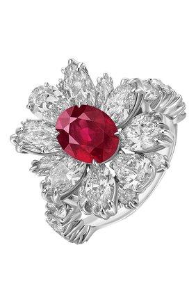 Женские кольцо MERCURY бесцветного цвета, арт. MR18626WR | Фото 1