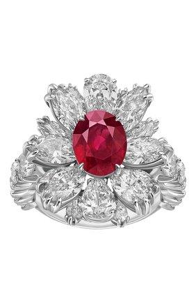 Женские кольцо MERCURY бесцветного цвета, арт. MR18626WR | Фото 2