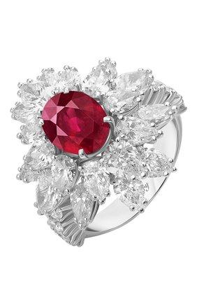 Женские кольцо MERCURY бесцветного цвета, арт. MR19336WR | Фото 1