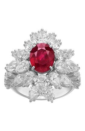Женские кольцо MERCURY бесцветного цвета, арт. MR19336WR | Фото 2
