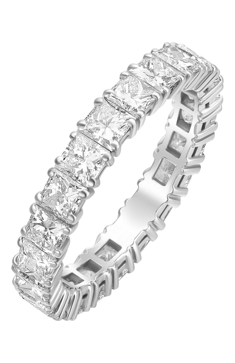 Женские кольцо MERCURY белого золота цвета, арт. MR20139/WG/1PRD0.15 | Фото 1