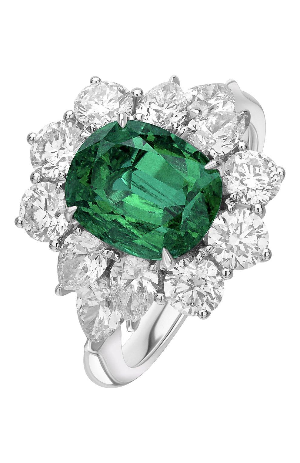 Женские кольцо MERCURY бесцветного цвета, арт. MR20166WE | Фото 1
