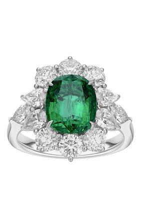 Женские кольцо MERCURY бесцветного цвета, арт. MR20166WE | Фото 2