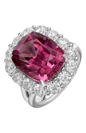 Женские кольцо MERCURY бесцветного цвета, арт. MR25448WDRUB | Фото 1