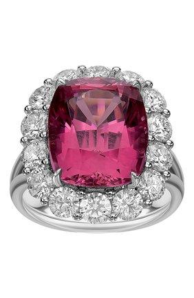 Женские кольцо MERCURY бесцветного цвета, арт. MR25448WDRUB | Фото 2