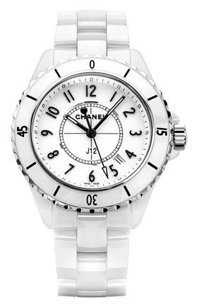 Женские часы j12 CHANEL белого цвета, арт. H0968 | Фото 1
