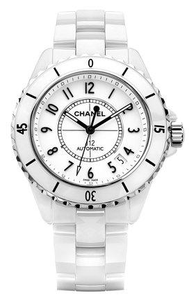 Женские часы j12 CHANEL белого цвета, арт. H0970 | Фото 1