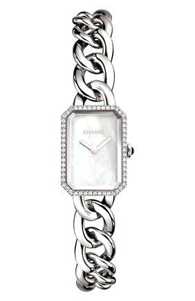 Женские часы premiere CHANEL перламутрового цвета, арт. H3253   Фото 1