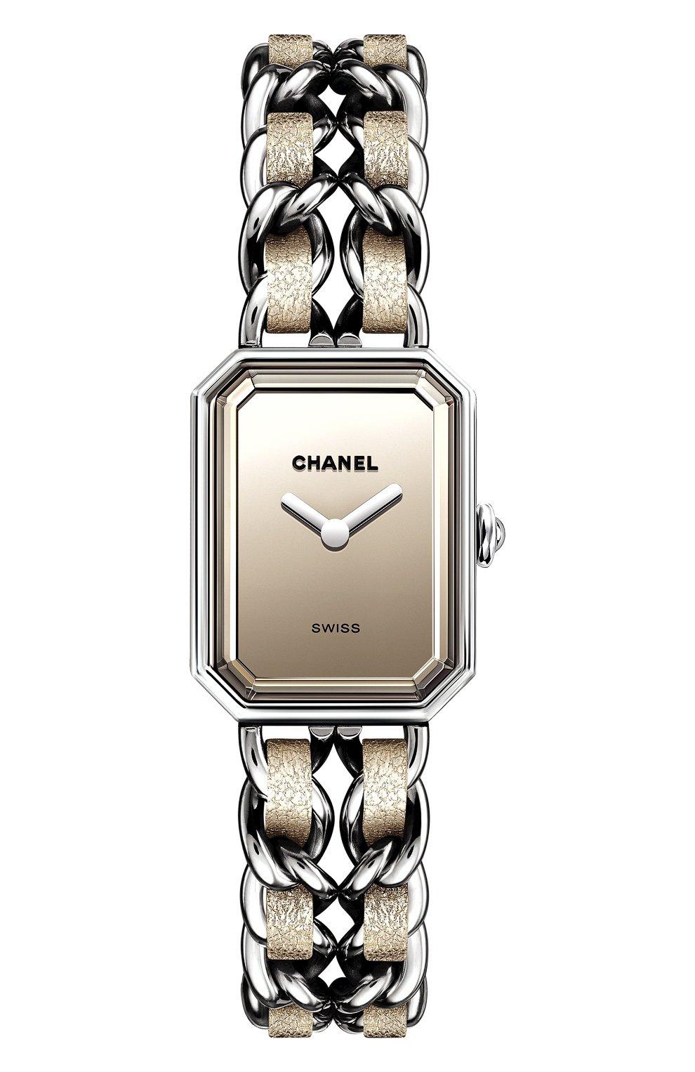Женские часы premiere CHANEL серебряного цвета, арт. H5584 | Фото 1
