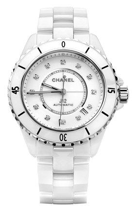 Женские часы j12 CHANEL белого цвета, арт. H5705 | Фото 1