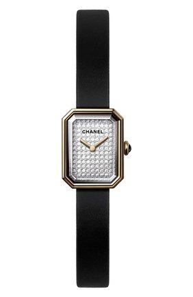 Женские часы premiere velours CHANEL белого цвета, арт. H6126 | Фото 1