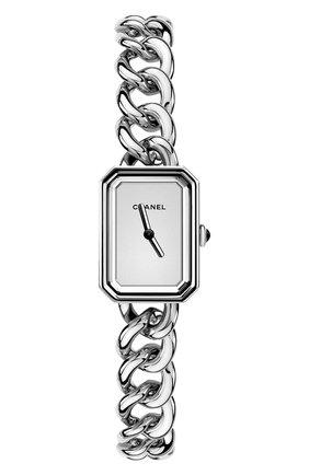 Женские часы premiere CHANEL перламутрового цвета, арт. Н3249   Фото 1