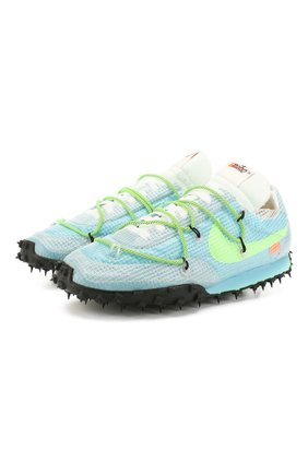 Кроссовки Nike x Off-White Waffle Racer   Фото №1