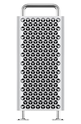 Мужской apple mac pro intel xeon 3.5ghz 8 core/ 32gb/ 1tb ssd/ radeonpro 580x APPLE серебряного цвета, арт. Z0W3001EE | Фото 1