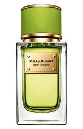 Женский парфюмерная вода velvet collection mughetto DOLCE & GABBANA бесцветного цвета, арт. 3144950DG | Фото 1