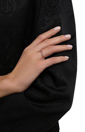 Женское кольцо-корона с аметистом MOONKA STUDIO золотого цвета, арт. tr-cr-amt   Фото 2
