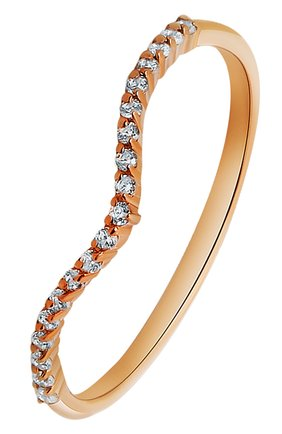 Женское кольцо MOONKA STUDIO золотого цвета, арт. tr-wr-g   Фото 1